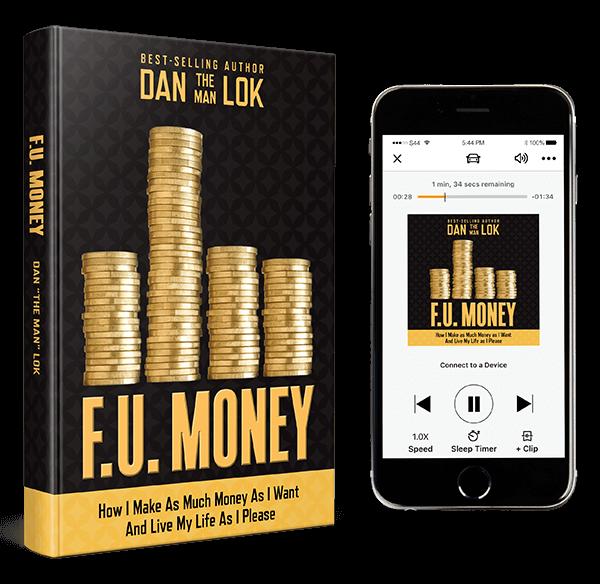Get Your FREE eBook And AudioBook Download Of Dan Lok's Best
